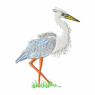Heron Embroidered Shirts