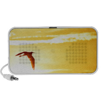 Heron Sunset Speaker