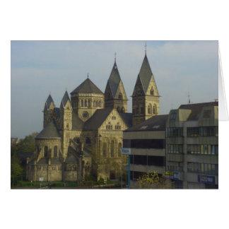Herz-Jesu Kirche, Koblenz Card