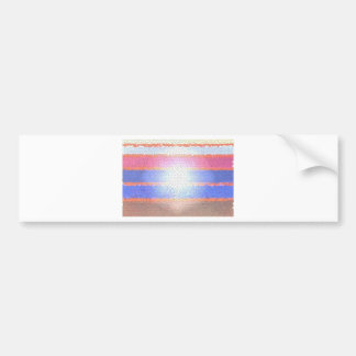 HEX - PINK BUMPER STICKER