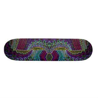 Hexawave v4 skate board deck