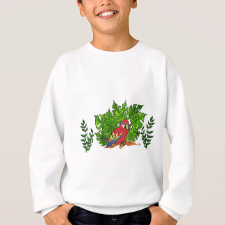 Hey I'm a Parrot !! Sweatshirt