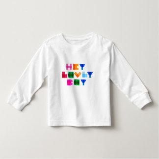Hey Lovely Boy Toddler T-Shirt
