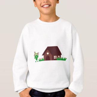 HFrogCoupleMix4 Sweatshirt