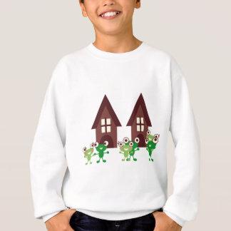 HFrogCoupleMix9 Sweatshirt