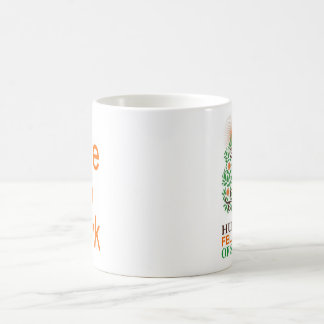 HFSD Std Logo w/ DtT text block Basic White Mug