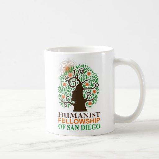 HFSD Std Logo w/ DtT text block Coffee Mugs