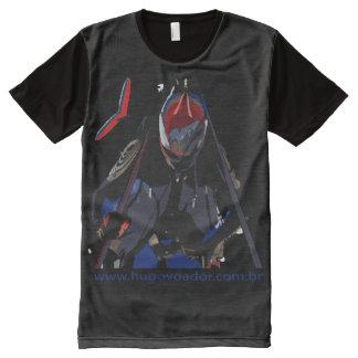 HG HUGOVOADOR All-Over PRINT T-Shirt