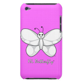 Hi Butterfly® iPod Touch Case-Mate Barely There™ Case-Mate iPod Touch Case