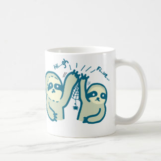 Hi-Five sloths classic mug