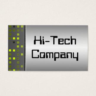 Hi Tech Business Cards