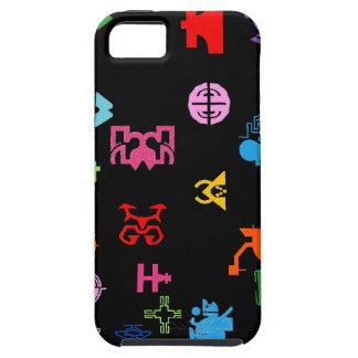 Hi Tech Futuristic Nano Future Fun Cases iPhone 5 Cover