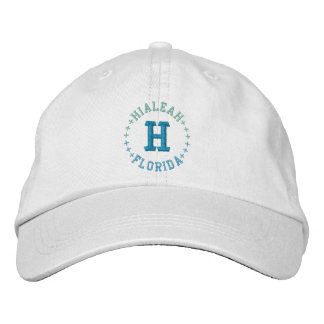 HIALEAH cap Embroidered Hat