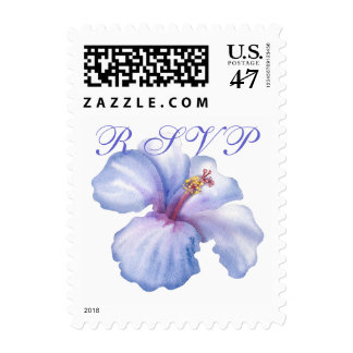 Hibiscus Dreams R S V P Stamps