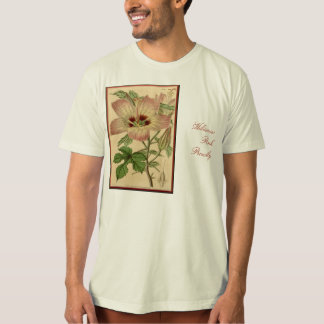 Hibiscus:  Pink Proudly T-Shirt