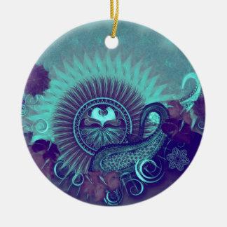 Hidden Dreams - Hematite Christmas Ornament