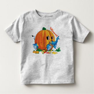 Hiding for Halloween Toddler T-Shirt