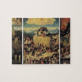 Hieronymus Bosch- Haywain Puzzles