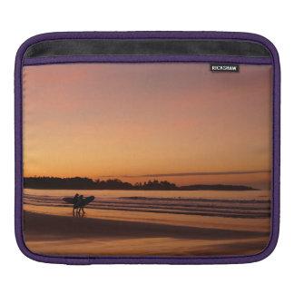 Higgins Beach Surfing Date iPad Sleeve