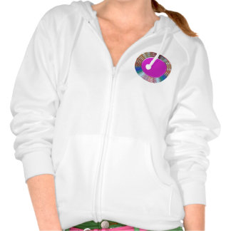 High Energy Circles n Colorful DISCS  lowprice sto Pullover