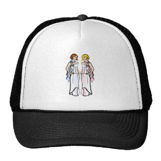 High Fashion Brides Cap