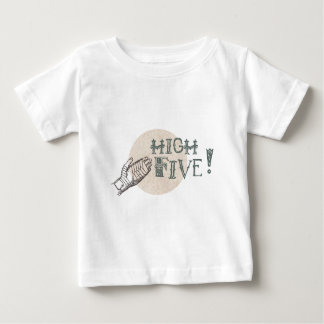 high five! baby T-Shirt