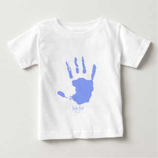 High Five! - Blue Baby T-Shirt