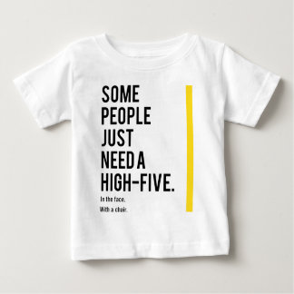 High-Five-Light Baby T-Shirt