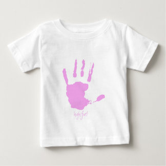 High Five! - Pink Baby T-Shirt