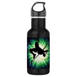 High Jump Silhouette; Cool 532 Ml Water Bottle
