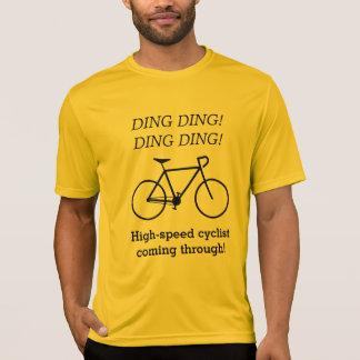 High-speed cyclist coming through! T-Shirt