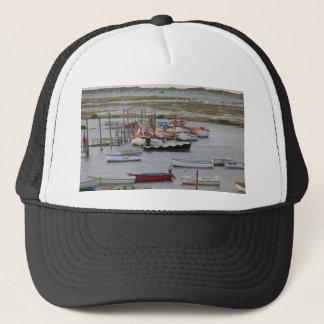 High tide, Morston, Norfolk Trucker Hat
