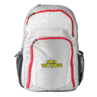 High Voltage Nike Performance Backpack (Wolf Grey)