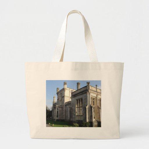 Highcliffe Castle, Dorset Canvas Bag