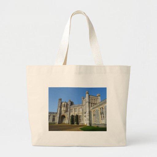 Highcliffe Castle, Dorset Canvas Bags
