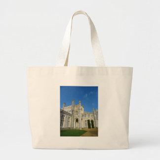 Highcliffe Castle, Dorset Jumbo Tote Bag
