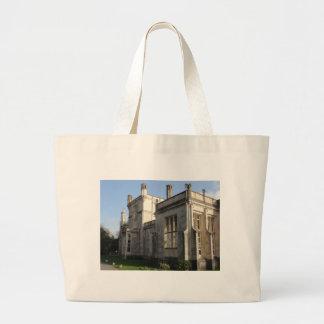 Highcliffe Castle, Dorset Large Tote Bag