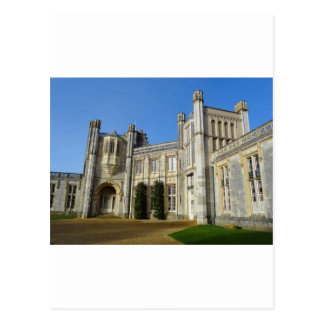 Highcliffe Castle. Dorset Postcard