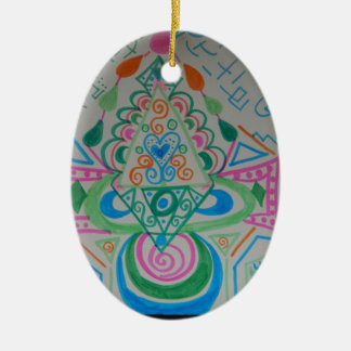 Higher Heart Activation Christmas Ornament