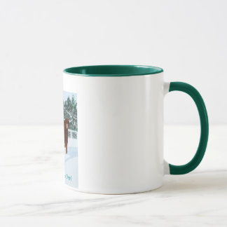 Highland Cattle Mug