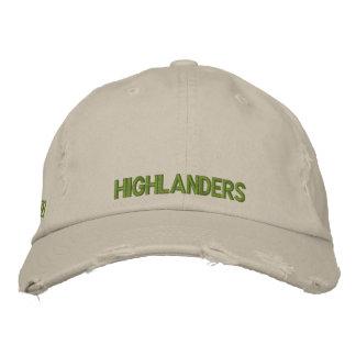 Highlander Hat Baseball Cap