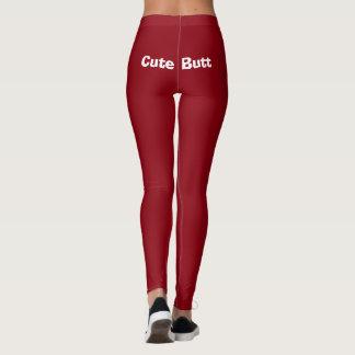 Hilarious Cute Butt 4Penelope Leggings