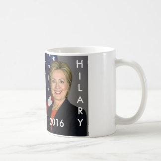 HILARY 2016 COFFEE MUG