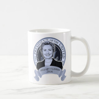 Hillary Clinton 2016 mug. Coffee Mug