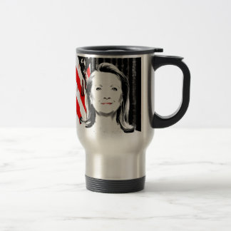 Hillary Clinton 2016 Travel Mug