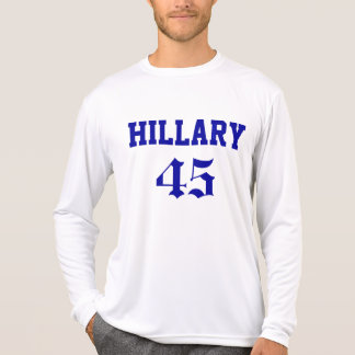 Hillary Clinton for President 45, Team Action Tee