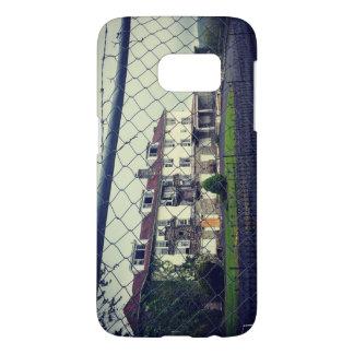 Hilltop Hotel Samsung Galaxy Case