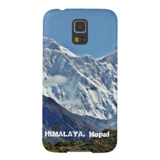 HIMALAYA - One of 1000 views from NEPAL Samsung Galaxy Nexus Case