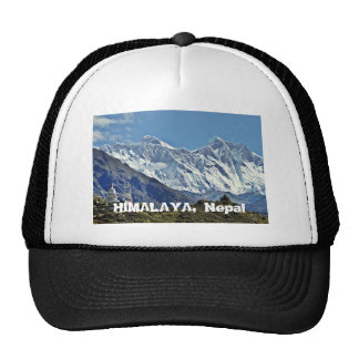 HIMALAYA - One of 1000 views from NEPAL Trucker Hat