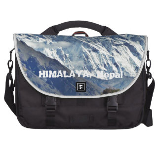 HIMALAYA - One of 1000 views from NEPAL Commuter Bag